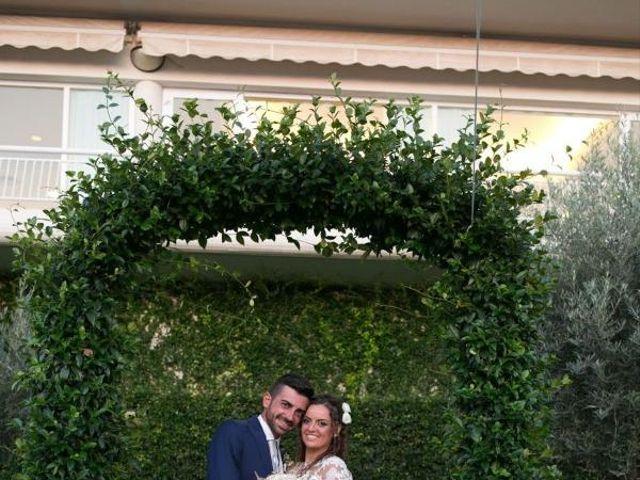 Il matrimonio di Antonio e Anna a Lettere, Napoli 3