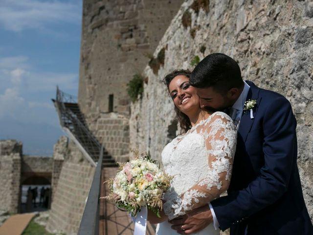 Il matrimonio di Antonio e Anna a Lettere, Napoli 4