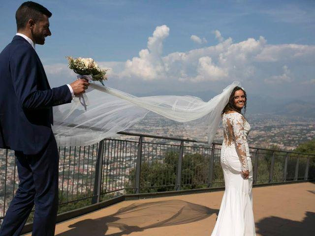 Il matrimonio di Antonio e Anna a Lettere, Napoli 5
