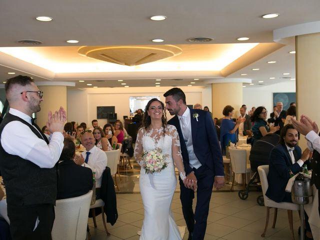 Il matrimonio di Antonio e Anna a Lettere, Napoli 13