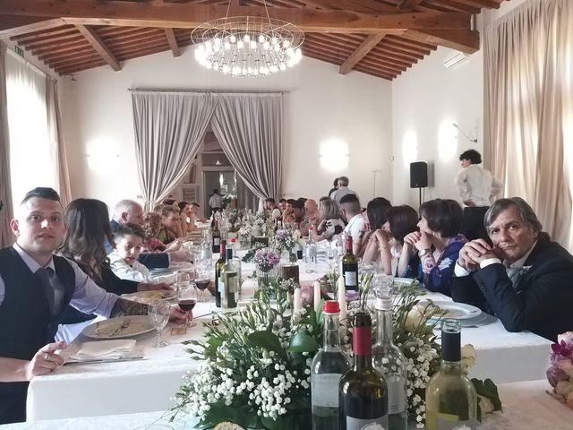 Il matrimonio di Andrea e Martina  a Campi Bisenzio, Firenze 9
