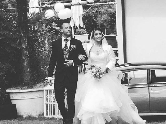 Il matrimonio di Andrea e Martina  a Campi Bisenzio, Firenze 10