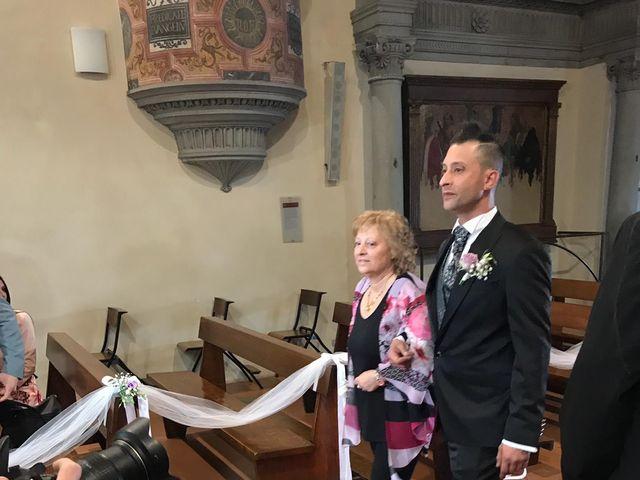 Il matrimonio di Andrea e Martina  a Campi Bisenzio, Firenze 13