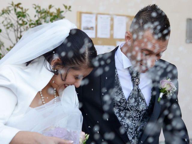 Il matrimonio di Andrea e Martina  a Campi Bisenzio, Firenze 16