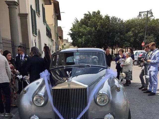 Il matrimonio di Andrea e Martina  a Campi Bisenzio, Firenze 18