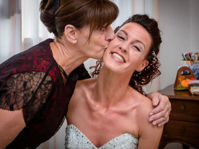 Il matrimonio di Luca e Daniela a Trescore Balneario, Bergamo 8