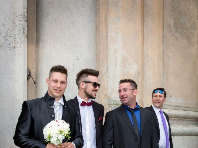 Il matrimonio di Luca e Daniela a Trescore Balneario, Bergamo 11
