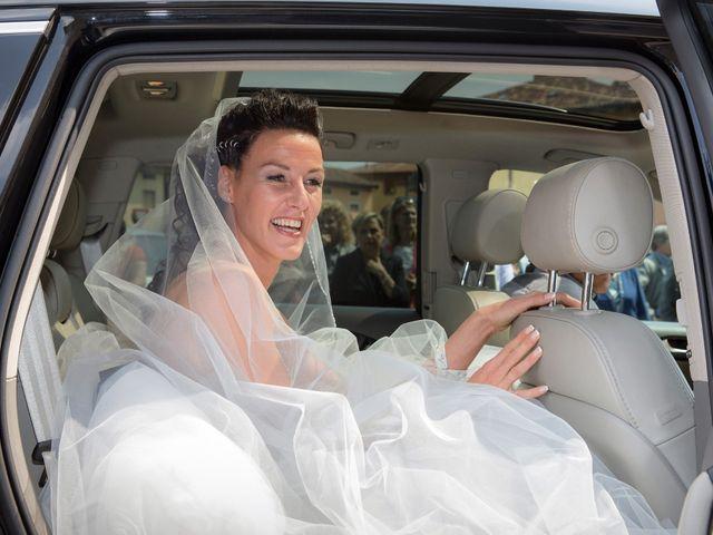 Il matrimonio di Luca e Daniela a Trescore Balneario, Bergamo 12