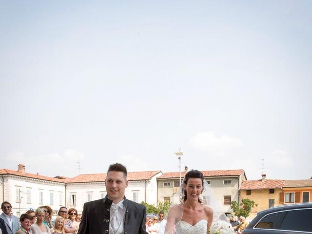 Il matrimonio di Luca e Daniela a Trescore Balneario, Bergamo 13