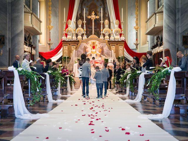 Il matrimonio di Luca e Daniela a Trescore Balneario, Bergamo 16