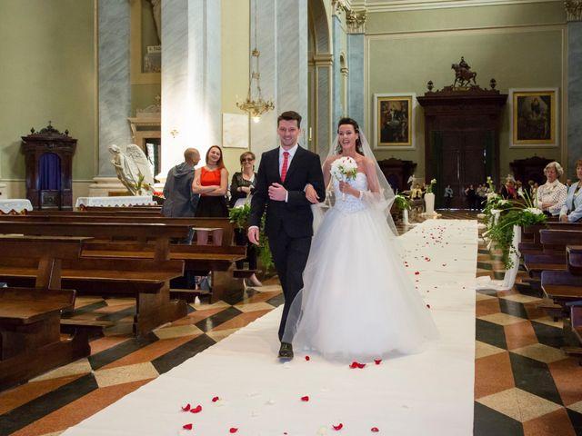 Il matrimonio di Luca e Daniela a Trescore Balneario, Bergamo 17