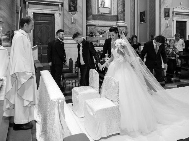 Il matrimonio di Luca e Daniela a Trescore Balneario, Bergamo 18