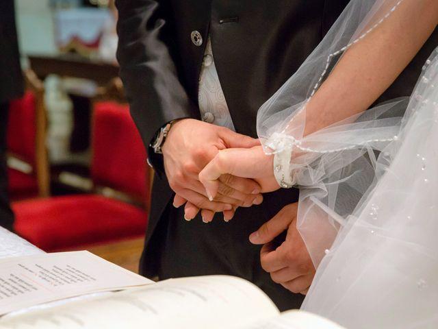Il matrimonio di Luca e Daniela a Trescore Balneario, Bergamo 23