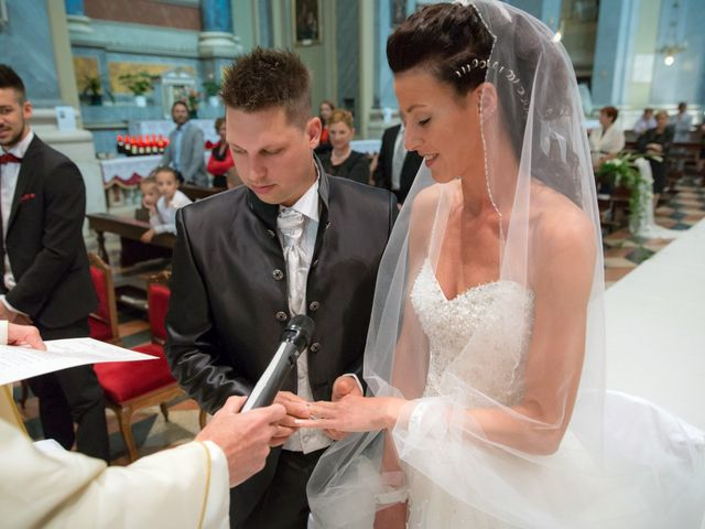 Il matrimonio di Luca e Daniela a Trescore Balneario, Bergamo 26