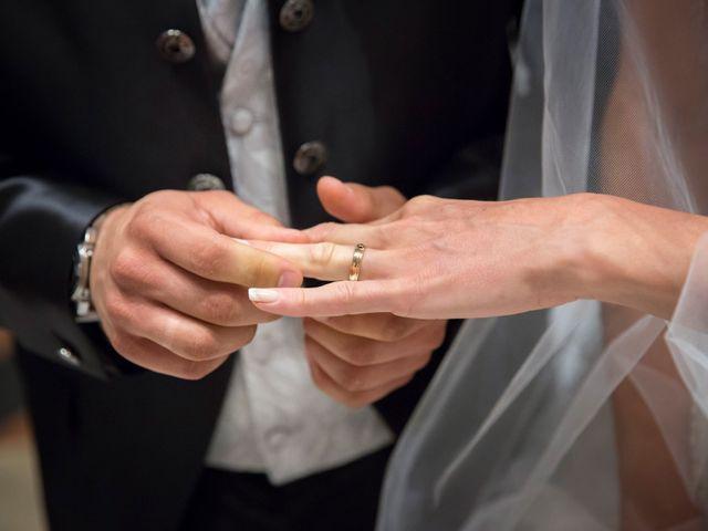 Il matrimonio di Luca e Daniela a Trescore Balneario, Bergamo 27
