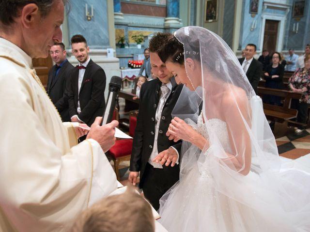 Il matrimonio di Luca e Daniela a Trescore Balneario, Bergamo 28