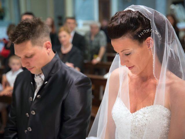 Il matrimonio di Luca e Daniela a Trescore Balneario, Bergamo 30