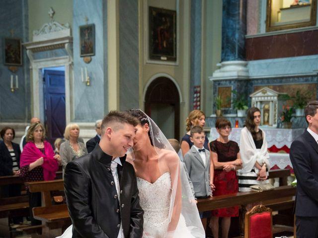 Il matrimonio di Luca e Daniela a Trescore Balneario, Bergamo 31