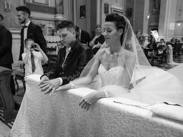 Il matrimonio di Luca e Daniela a Trescore Balneario, Bergamo 32