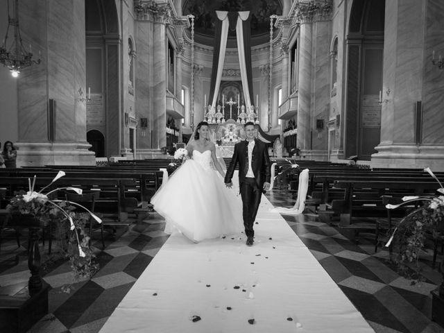 Il matrimonio di Luca e Daniela a Trescore Balneario, Bergamo 37