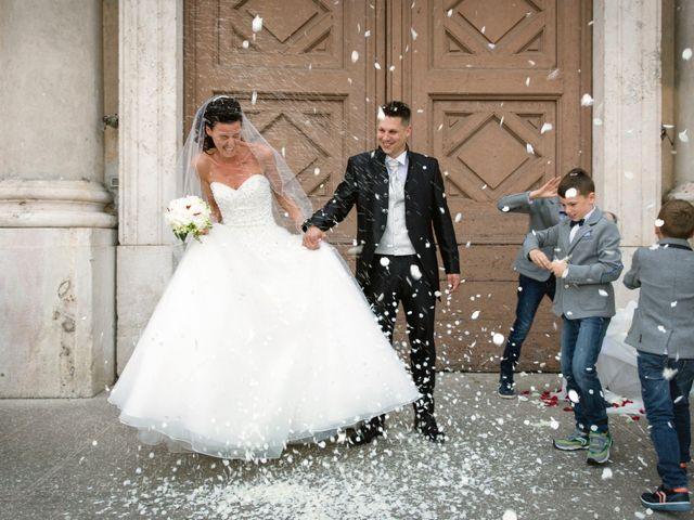 Il matrimonio di Luca e Daniela a Trescore Balneario, Bergamo 39