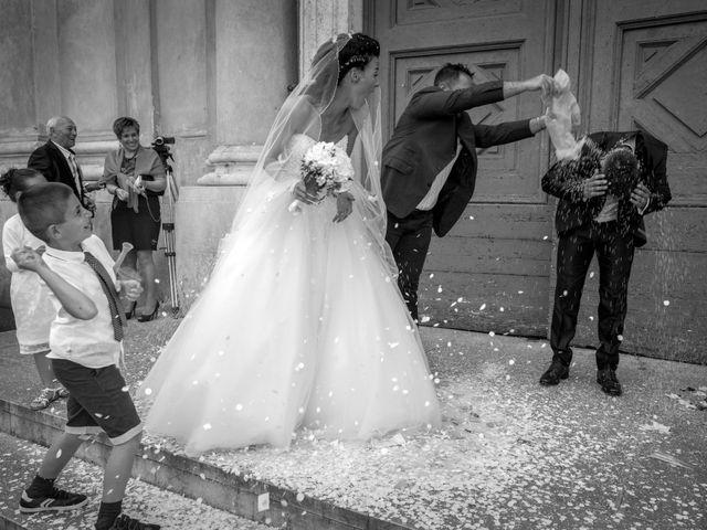 Il matrimonio di Luca e Daniela a Trescore Balneario, Bergamo 40