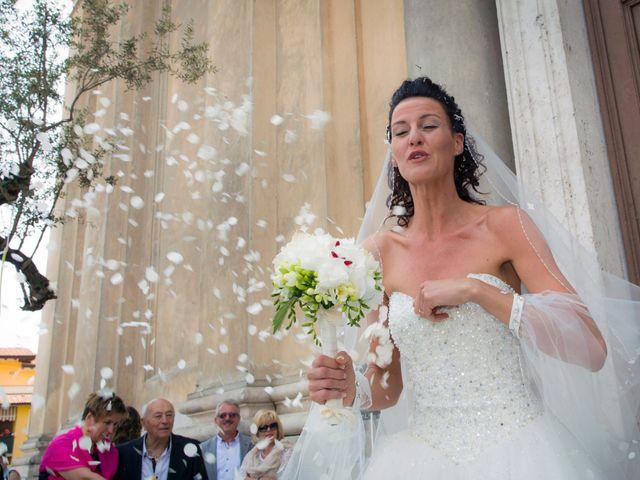 Il matrimonio di Luca e Daniela a Trescore Balneario, Bergamo 41