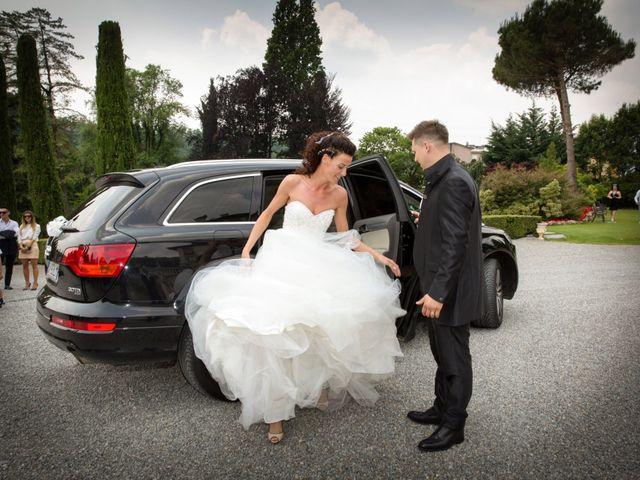 Il matrimonio di Luca e Daniela a Trescore Balneario, Bergamo 42