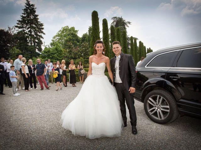 Il matrimonio di Luca e Daniela a Trescore Balneario, Bergamo 43