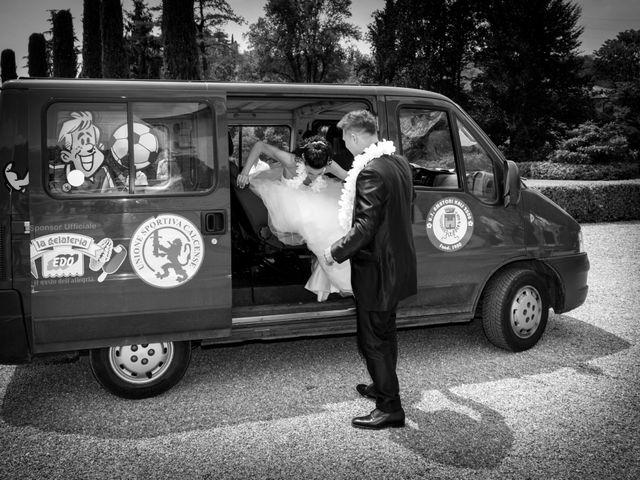 Il matrimonio di Luca e Daniela a Trescore Balneario, Bergamo 44