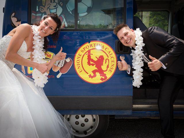 Il matrimonio di Luca e Daniela a Trescore Balneario, Bergamo 45