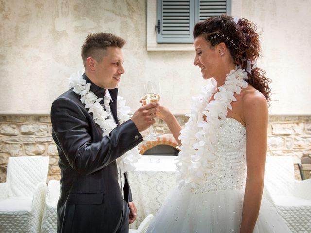 Il matrimonio di Luca e Daniela a Trescore Balneario, Bergamo 47