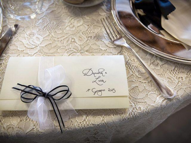 Il matrimonio di Luca e Daniela a Trescore Balneario, Bergamo 50