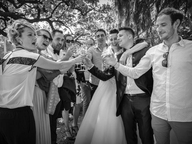Il matrimonio di Luca e Daniela a Trescore Balneario, Bergamo 53