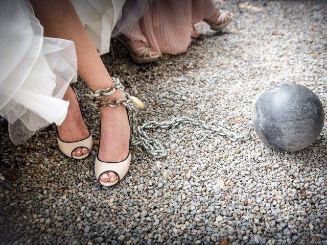 Il matrimonio di Luca e Daniela a Trescore Balneario, Bergamo 56