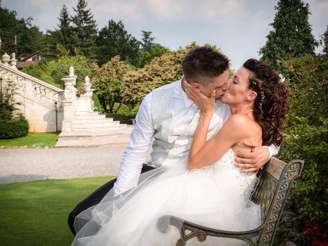 Il matrimonio di Luca e Daniela a Trescore Balneario, Bergamo 59