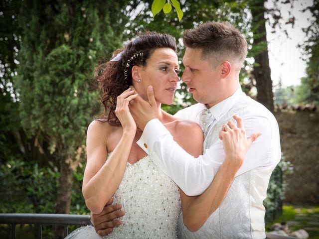 Il matrimonio di Luca e Daniela a Trescore Balneario, Bergamo 62