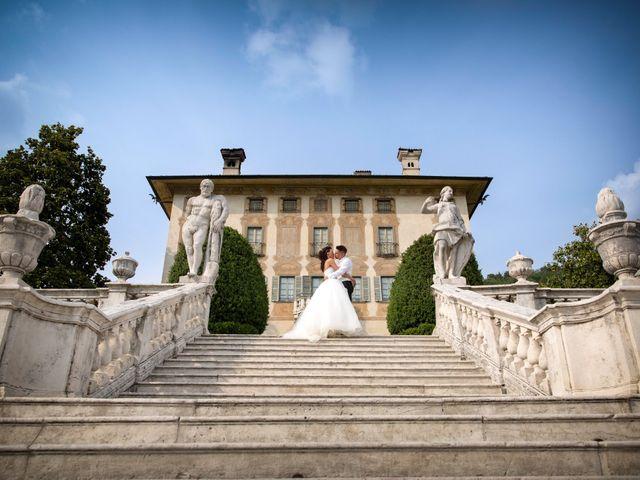 Il matrimonio di Luca e Daniela a Trescore Balneario, Bergamo 65