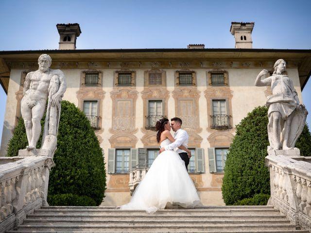 Il matrimonio di Luca e Daniela a Trescore Balneario, Bergamo 2
