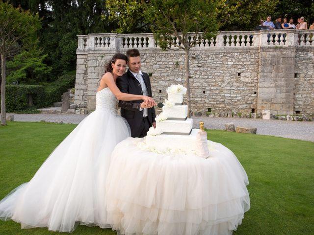 Il matrimonio di Luca e Daniela a Trescore Balneario, Bergamo 70