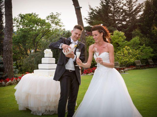Il matrimonio di Luca e Daniela a Trescore Balneario, Bergamo 71