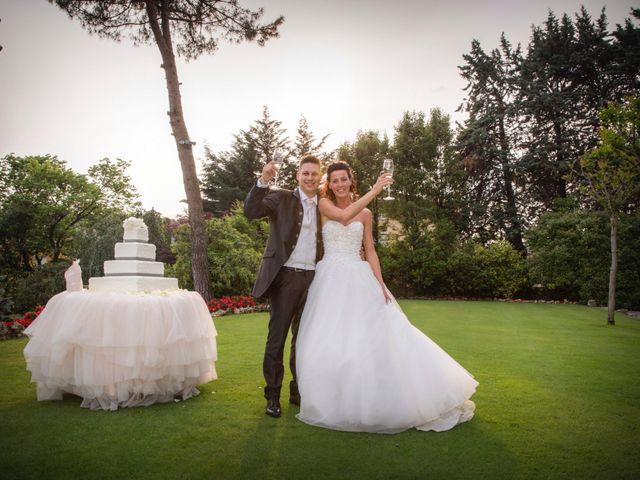 Il matrimonio di Luca e Daniela a Trescore Balneario, Bergamo 72