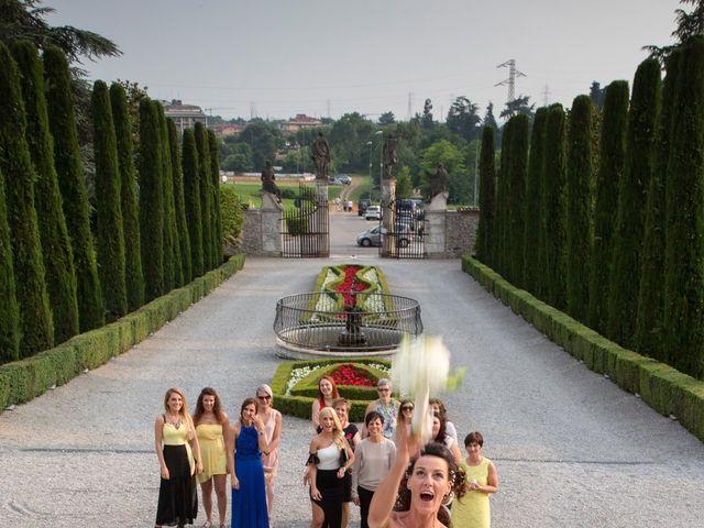 Il matrimonio di Luca e Daniela a Trescore Balneario, Bergamo 73