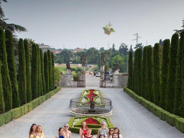 Il matrimonio di Luca e Daniela a Trescore Balneario, Bergamo 74