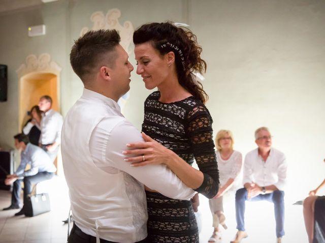 Il matrimonio di Luca e Daniela a Trescore Balneario, Bergamo 77