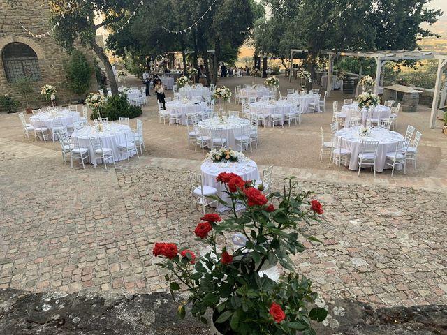 Il matrimonio di Alessandro e Federica a Torgiano, Perugia 4
