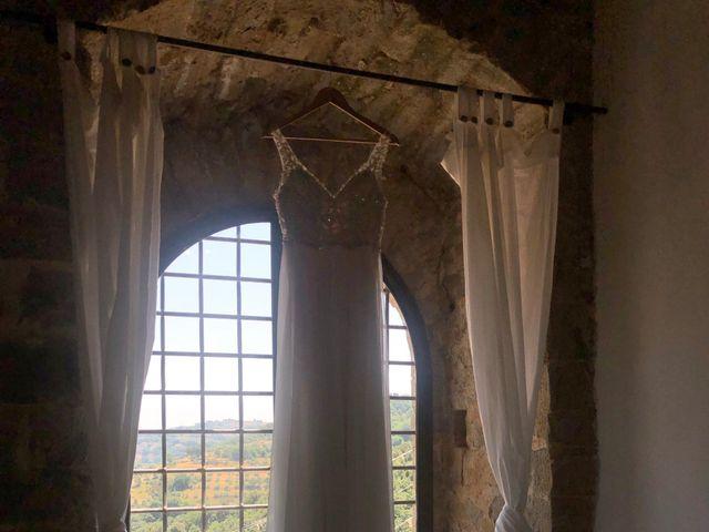 Il matrimonio di Alessandro e Federica a Torgiano, Perugia 12