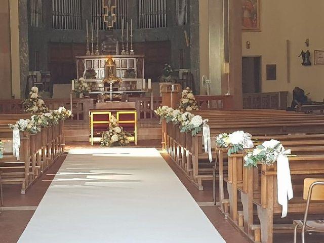 Il matrimonio di Marco  e Eleonora  a Cabiate, Como 7