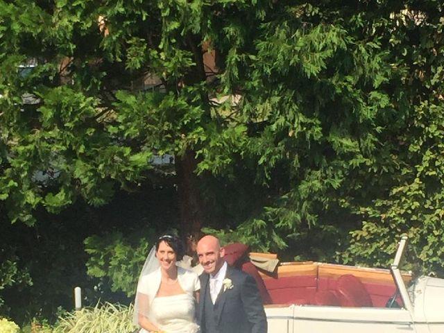 Il matrimonio di Marco  e Eleonora  a Cabiate, Como 33