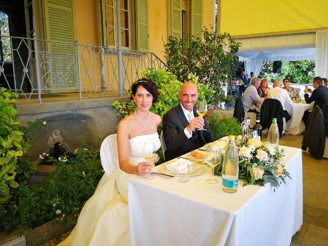 Il matrimonio di Marco  e Eleonora  a Cabiate, Como 39